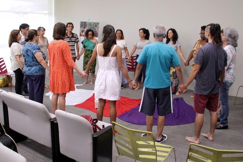 Contação de histórias: habilidade para comunicar e criar relações com o outro. Foto: Stela Handa.