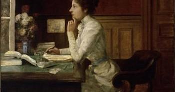 abigail-de-andrade-woman-at-a-desk-c.-1890