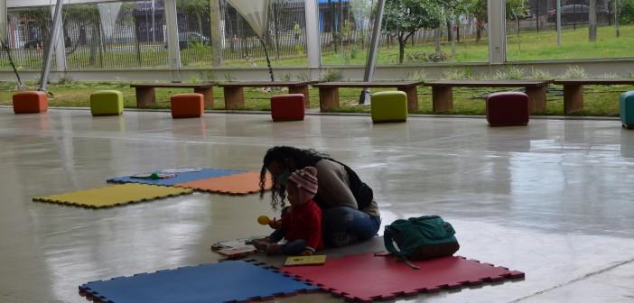 Lê no Ninho é oportunidade de aproximar as crianças dos livros