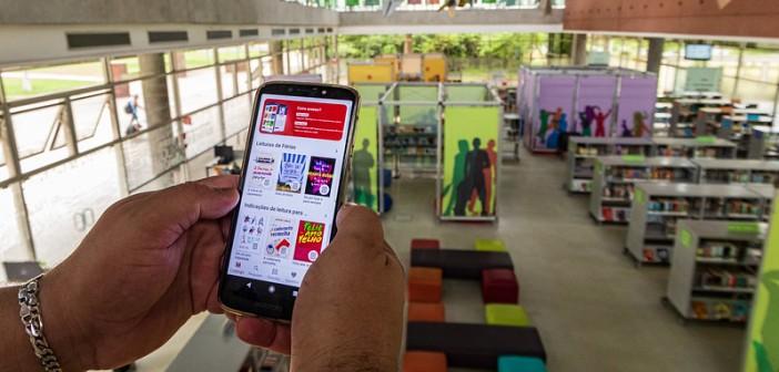 Biblioteca Digital amplia opções de leitura