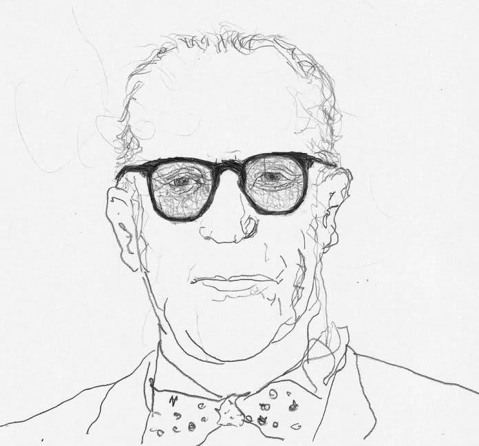 João-Guimarães-Rosa-por-Felipe-Stefani-desenho-de-2016-696x647