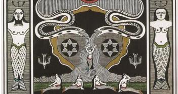 Xilogravura de Gilvan Samico, uma expressão do Movimento Armorial.