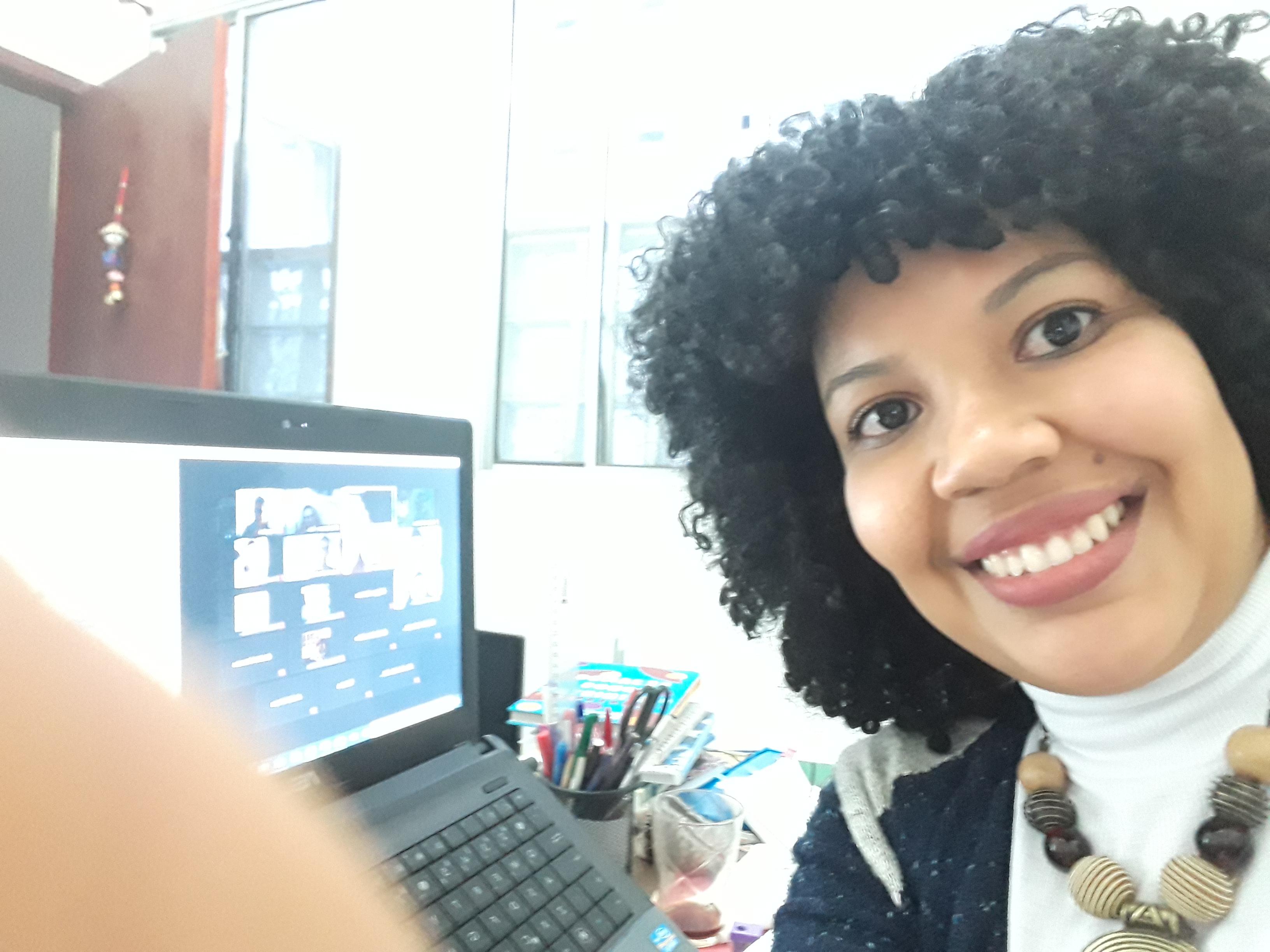 Maurina Lima Silva. Foto: acervo pessoal.